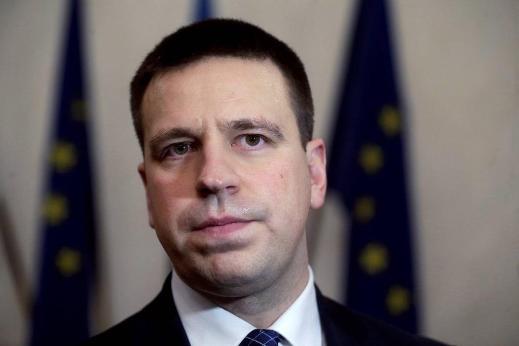 Nowy Premier Estonii, Juri Ratas