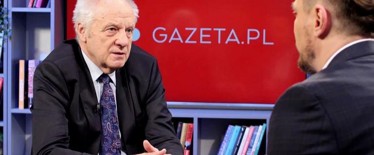 Niesiołowski: nie możemy obalić Putina, ale możemy obalić Kaczyńskiego, 'Putina polskiego'