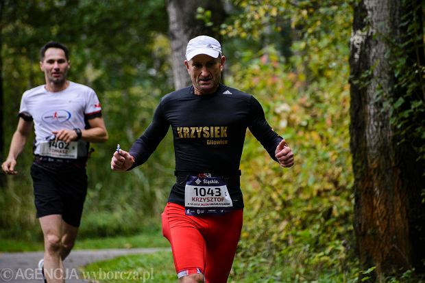 Zdjęcie numer 96 w galerii - Silesia Marathon. Chłód i wiatr niestraszne, rekord pobity! [ZDJĘCIA]