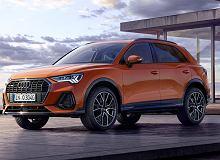 Audi Q3 - cennik 2019. Znamy pierwsze ceny nowego SUV-a Audi