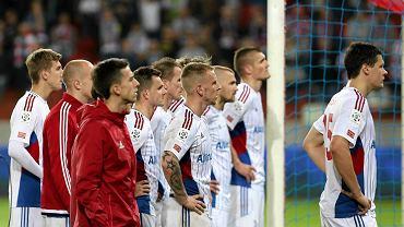 Maj. Górnik Zabrze rozgrywa ostatni mecz Ekstraklasy na własnym stadionie. Remis z Koroną Kielce (0:0) oznacza z czasem spadek do I ligi.
