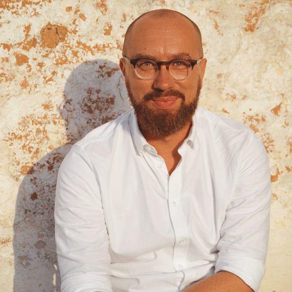 Bartek Kieżun, autor książki kulinarnej 'Italia do zjedzenia'