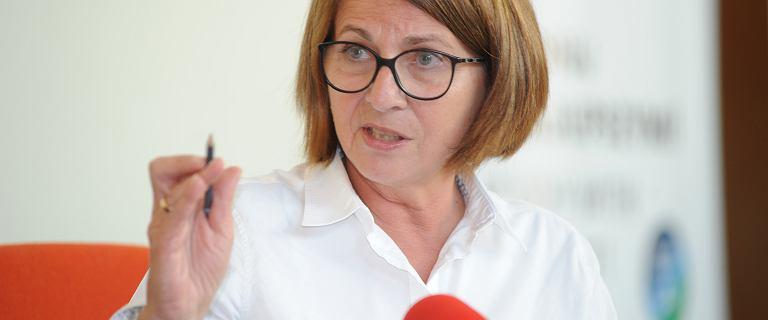Kidawa-Błońska kandydatką na prezydenta? Pitera: Nie wiem, czy podoła fizycznie