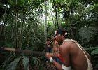 Ekwador: prezydent zgadza się na wydobycie ropy naftowej w rezerwacie amazońskiej puszczy