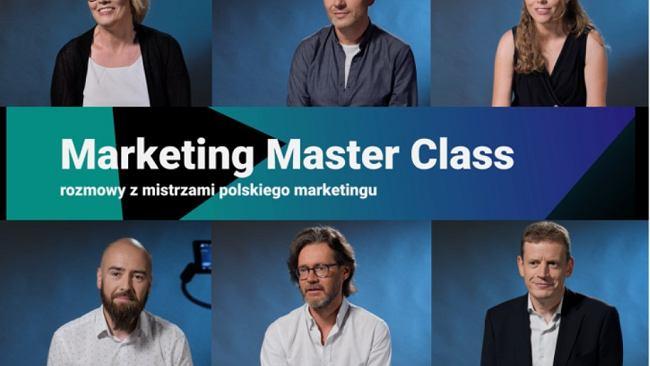 Marketing Master class. Czego możemy się nauczyć od szefów marketingu?