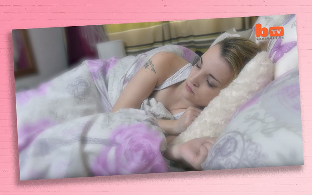 Przespała poród własnego dziecka