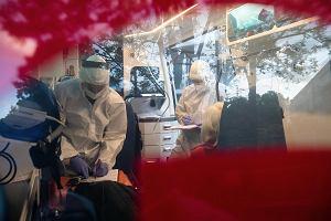 Koronawirus. Zakażenia w ogniskach covid19 na Podkarpaciu