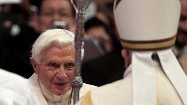 Papież-emeryt Benedykt XVI