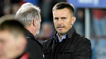 Górnik Zabrze - Podbeskidzie 0:2. Leszek Ojrzyński
