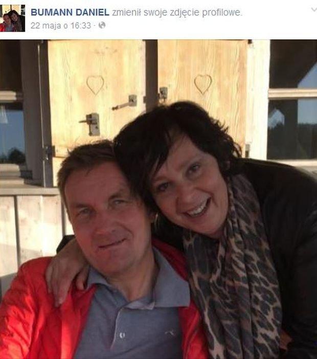 Daniel Bumann i Ingrid Bumann-Jossen
