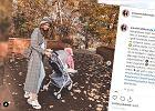 Anna Wendzikowska opisała, jak wyglądał spacer z córkami.Wiele mamprzeżywa to samo