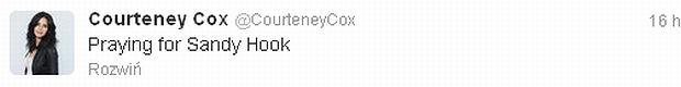 Courteney Cox