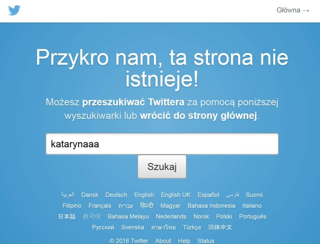 Kataryna znika z Twittera po fali hejtu za wywiad dla