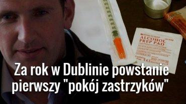 Minister Aodhán Ó Riordáin zapowiedział zmiany w polityce narkotykowej Irlandii