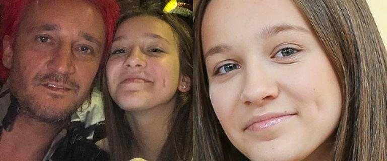 Córka Michała Wiśniewskiego zmieniła kolor włosów. Fabienne Wiśniewska jest teraz brunetką!