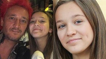 Michał Wiśniewski i Fabienne Wiśniewska