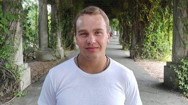 25-letni Ukrainiec Dmytro Nikiforenko zmarł we wrocławskiej izbie wytrzeźwień podczas interwencji policji