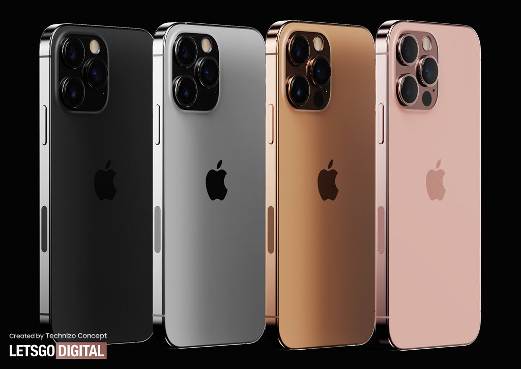 Render iPhone'a 13