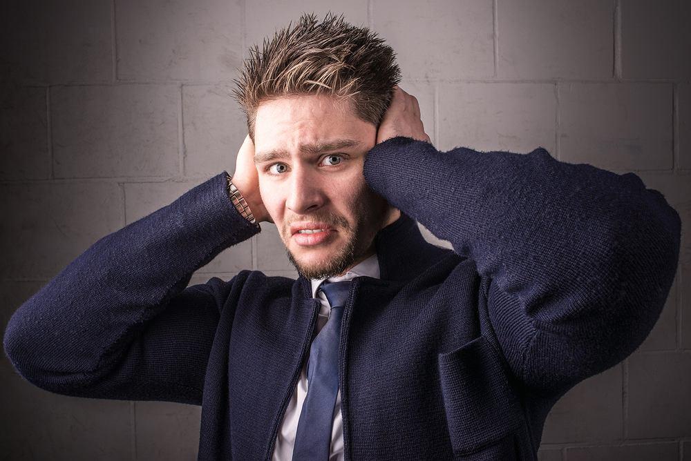 Mizofonia jest to schorzenie, które polega na bardzo silnej nadwrażliwości na dźwięki