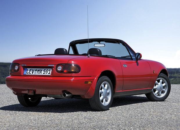 Mazda MX-5 z 1989 r.