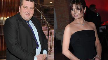 Adam Kraśko i Marta Manowska