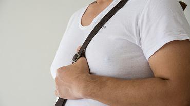 Ginekomastia, czyli przerost sutka u mężczyzn, nie przypadłością groźną, choć czasem krępuje