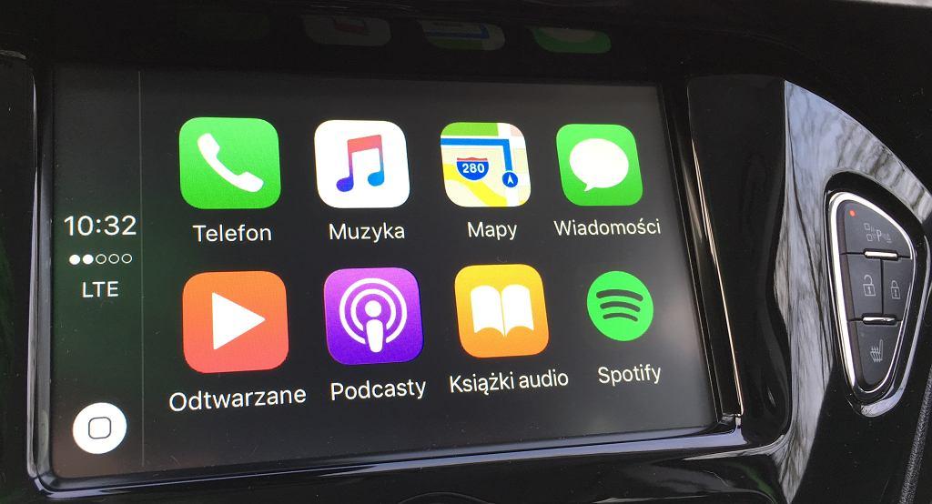 Opel Corsa 1.0 Turbo | Apple CarPlay