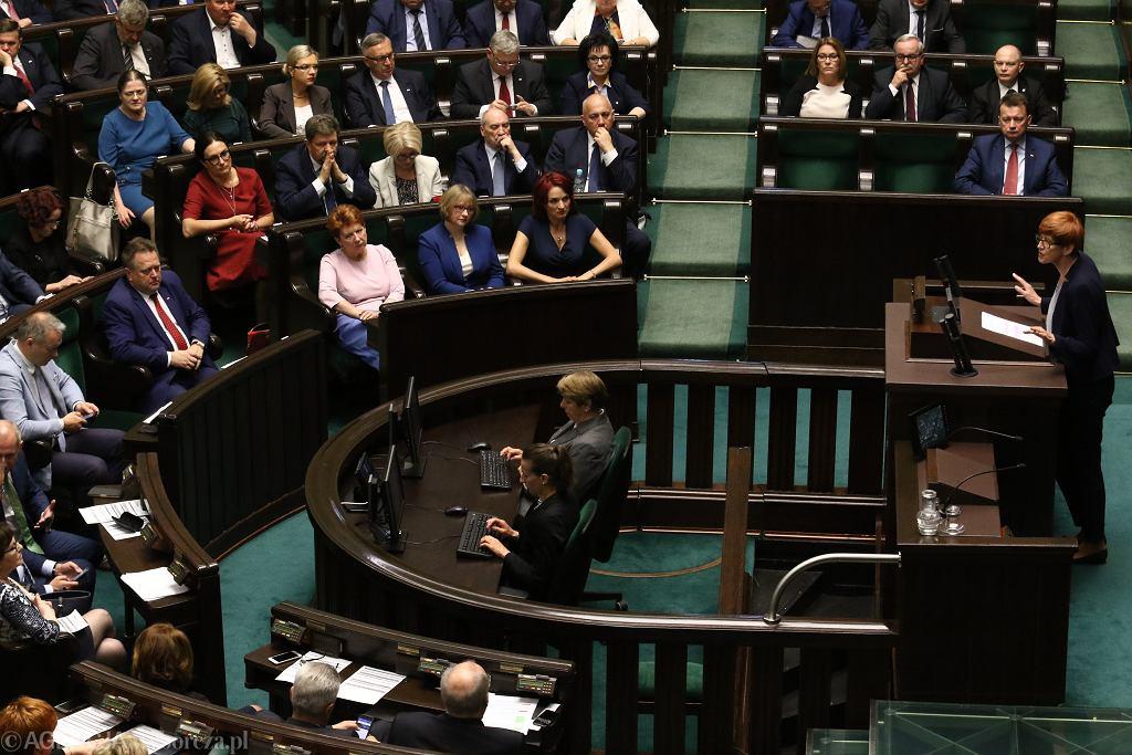 Sejm przyjął ustawę o ochronie danych osobowych