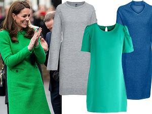 Księżna Kate w jaskrawozielonej sukience / mat. partnera / EN