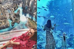 Anna Wendzikowska na wakacjach