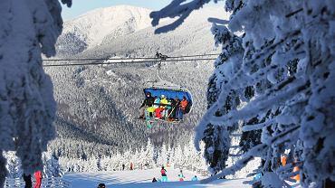 Szpindlerowy Młyn to jeden z kultowych ośrodków narciarskich w Czechach
