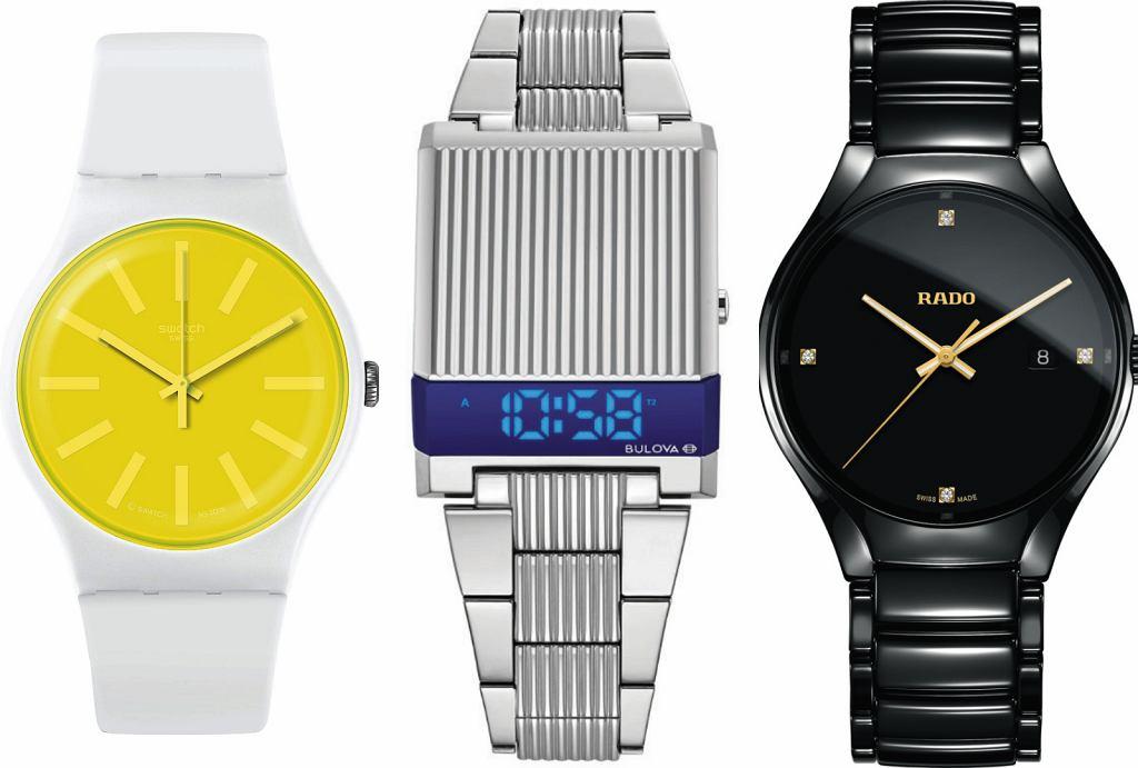 5 zegarkowych propozycji LOGO: zegarki minimalistyczne