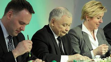 Były minister skarbu Dawid Jackiewicz