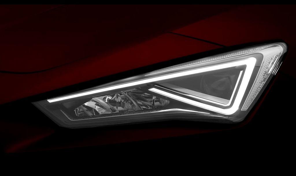 Seat Leon 2020 (teaser)