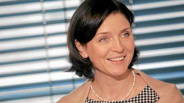 Joanna Mucha, b. minister sportu i turystyki