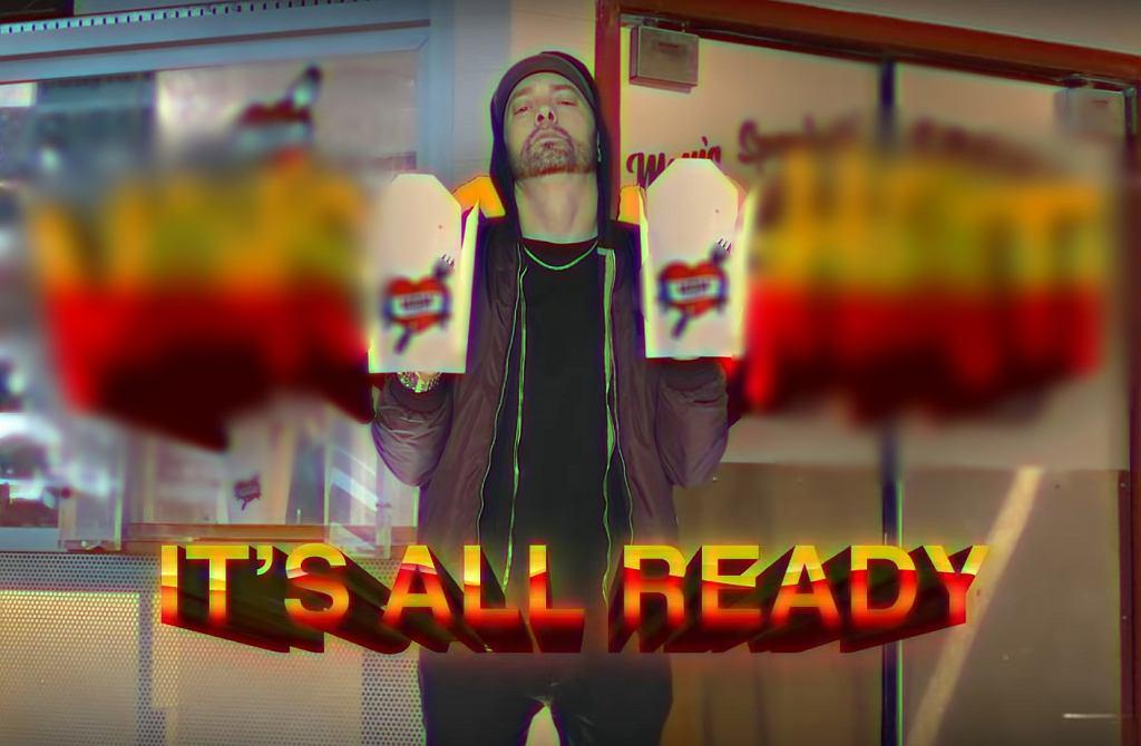 Eminem otworzył knajpę w Detroit. Nie zgadniecie, jak się nazywa