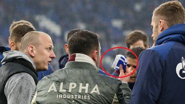 Kibice zabrali opaskę kapitanowi Schalke