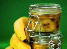 Chutney bananowy zrodzynkami - ugotuj