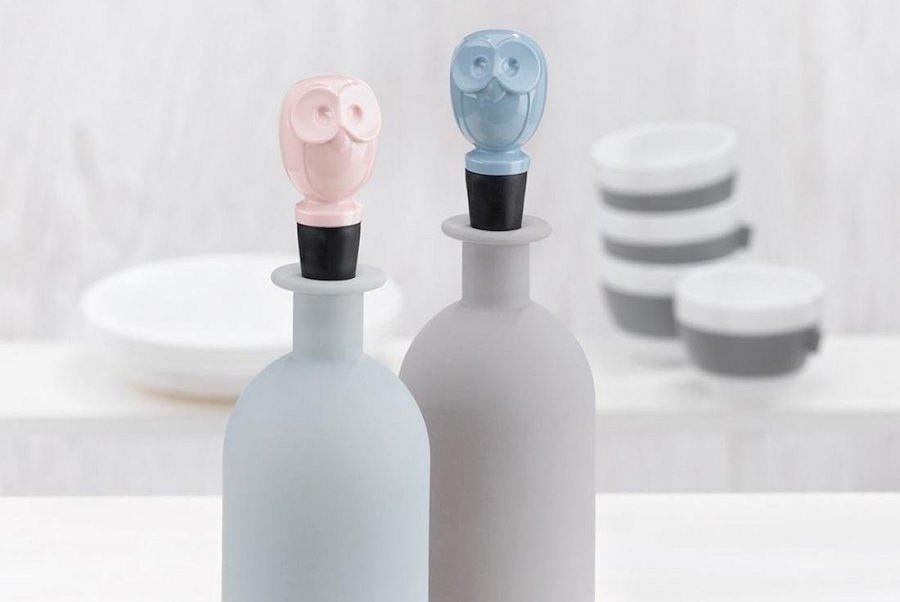 Korki do butelek o zaskakujących kształtach