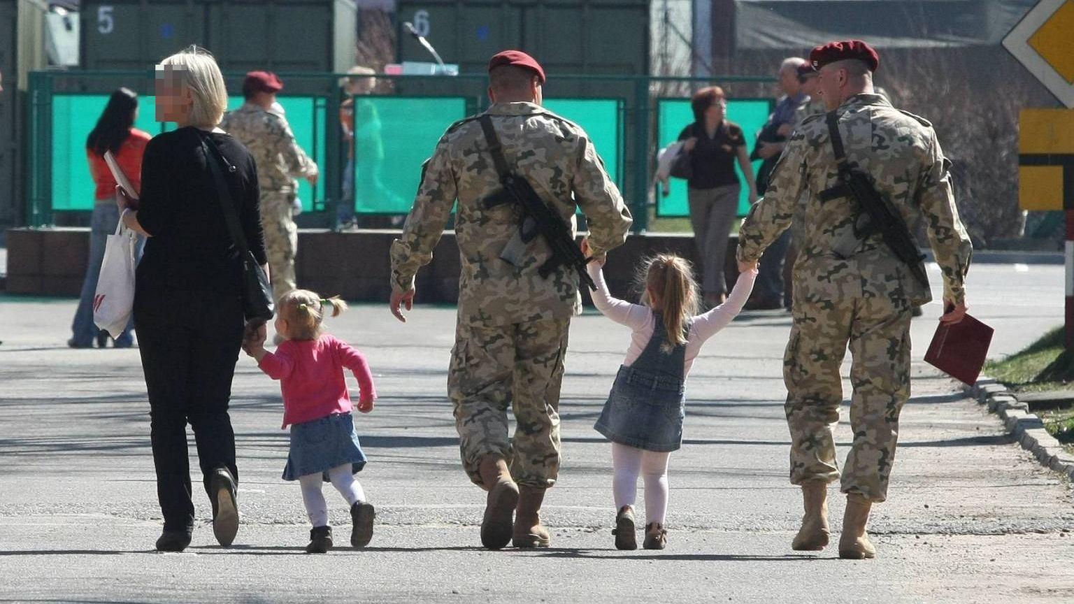 Rodziny żołnierzy muszą przygotowane na długie rozłąki