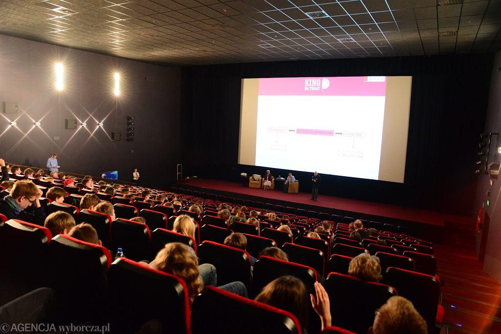 Kino - zdjęcie ilustracyjne