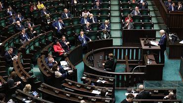 Expose ministra spraw zagranicznych Jacka Czaputowicza