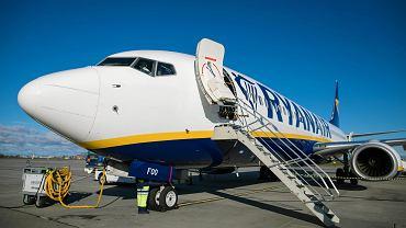 Ryanair rezygnuje z trasy Łódź-Ateny