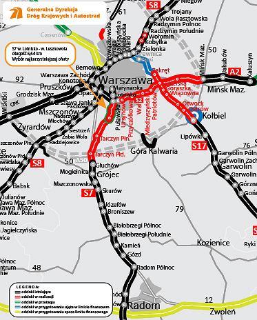 S7 Lotnisko - Lesznowola