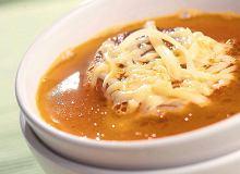 Francuska zupa cebulowa - ugotuj
