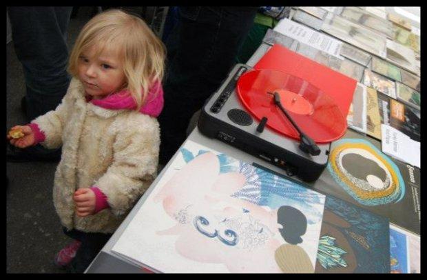 Record Store Day Warszawa 2013