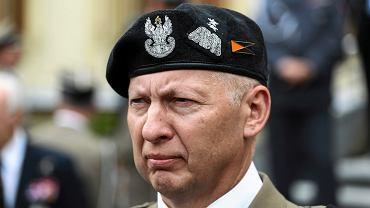 Gen. Mirosław Różański doradcą Szymona Hołowni