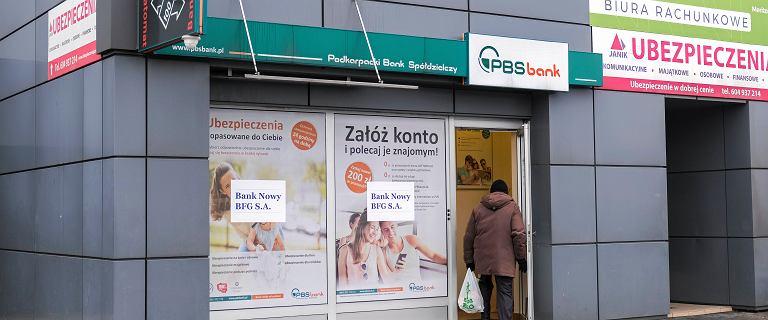 Podkarpacki Bank Spółdzielczy. Samorządy mogą stracić miliony
