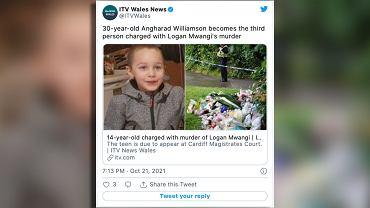 Trzy osoby oskarżone w sprawie śmierci Logana Mwangi