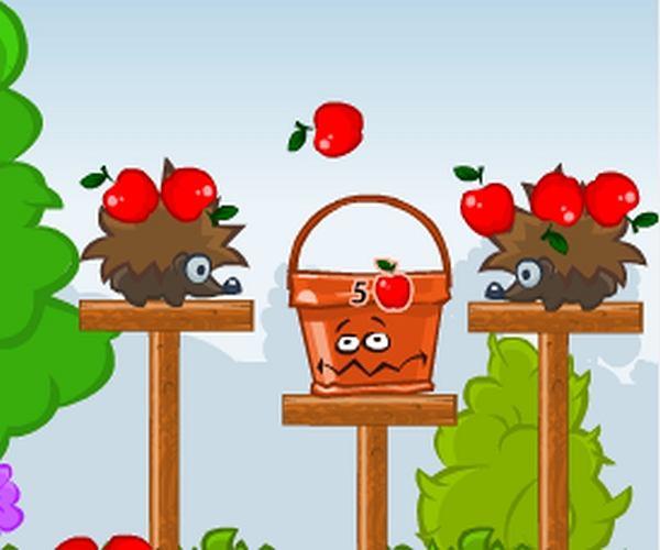 Jabłuszkiem do celu